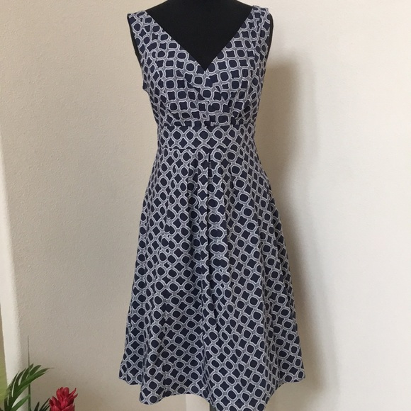 c57aa2c656d Lands  End Dresses   Skirts - Ladies Nautical Sundress